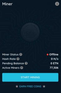 how to mine electroneum in mobile