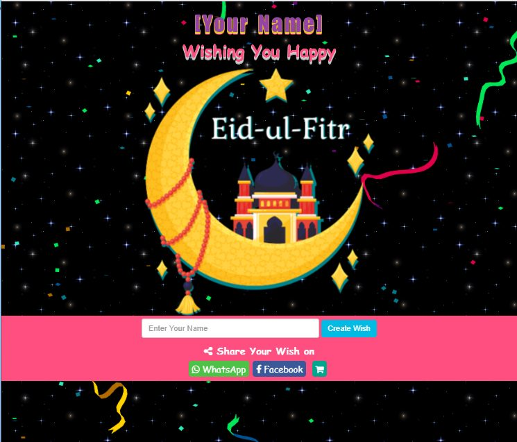 How to Earn Money from Fest Wishes with name or Whatsapp festival sharing script