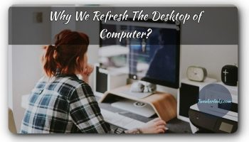 Does refreshing (refresh button) your computer really speeds it up? 1