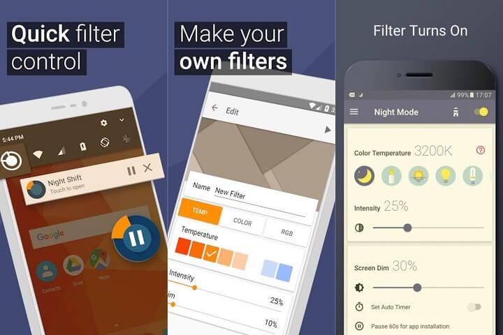9 Best Blue Light Filter (Blue Light Blocker) Apps for Android in 2020 1