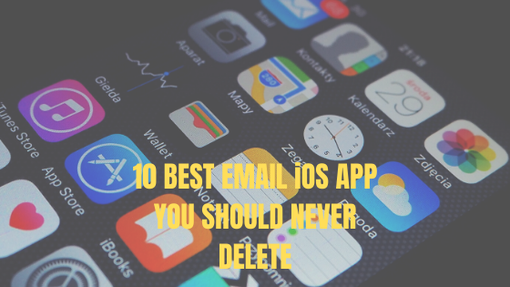 Best email ios app